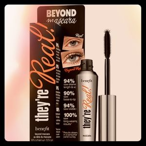 Benefit They're Real Beyond Mascara- Black